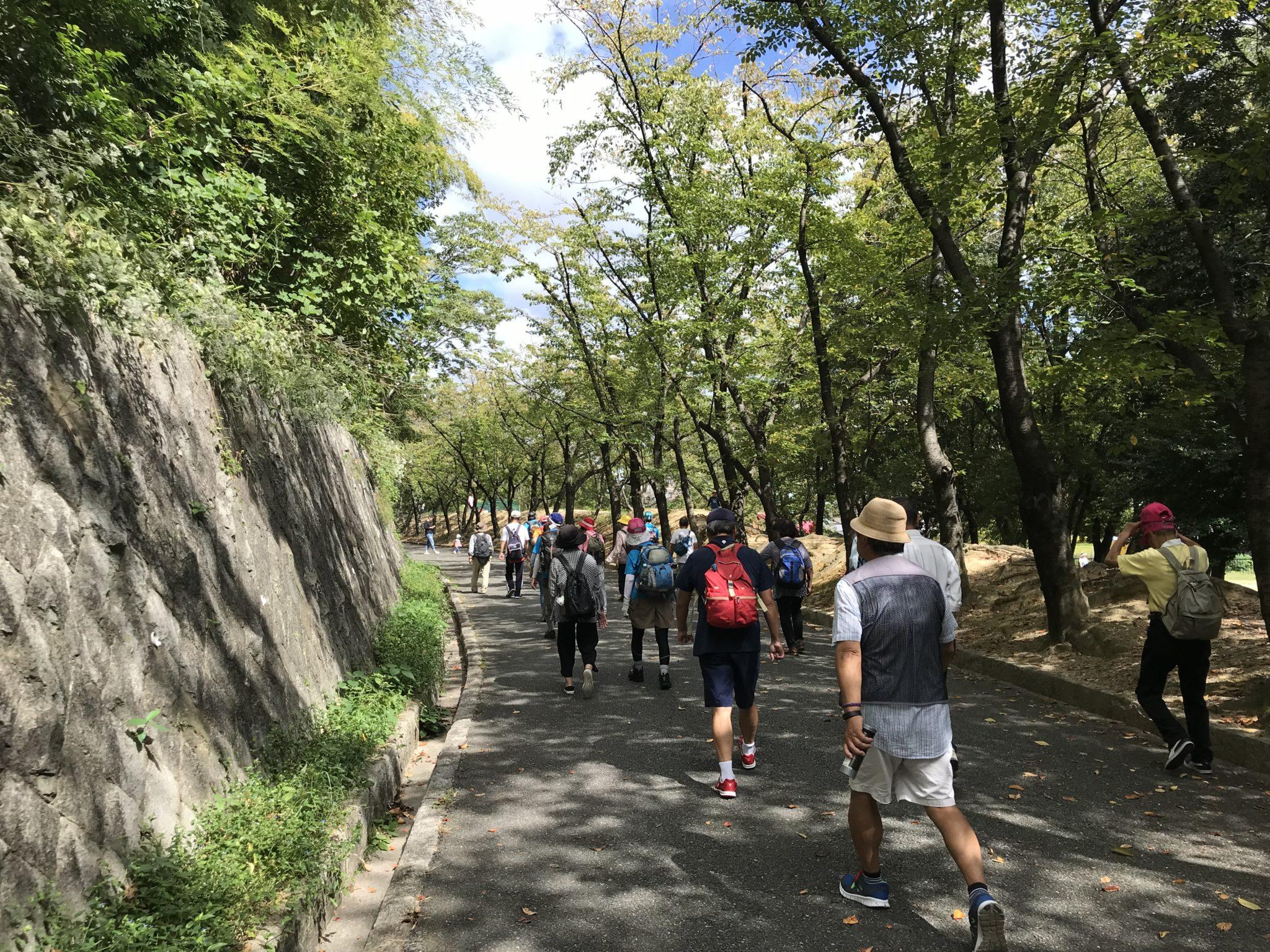 10月6日(日) 第2回千里山〜服部緑地バーベキュー